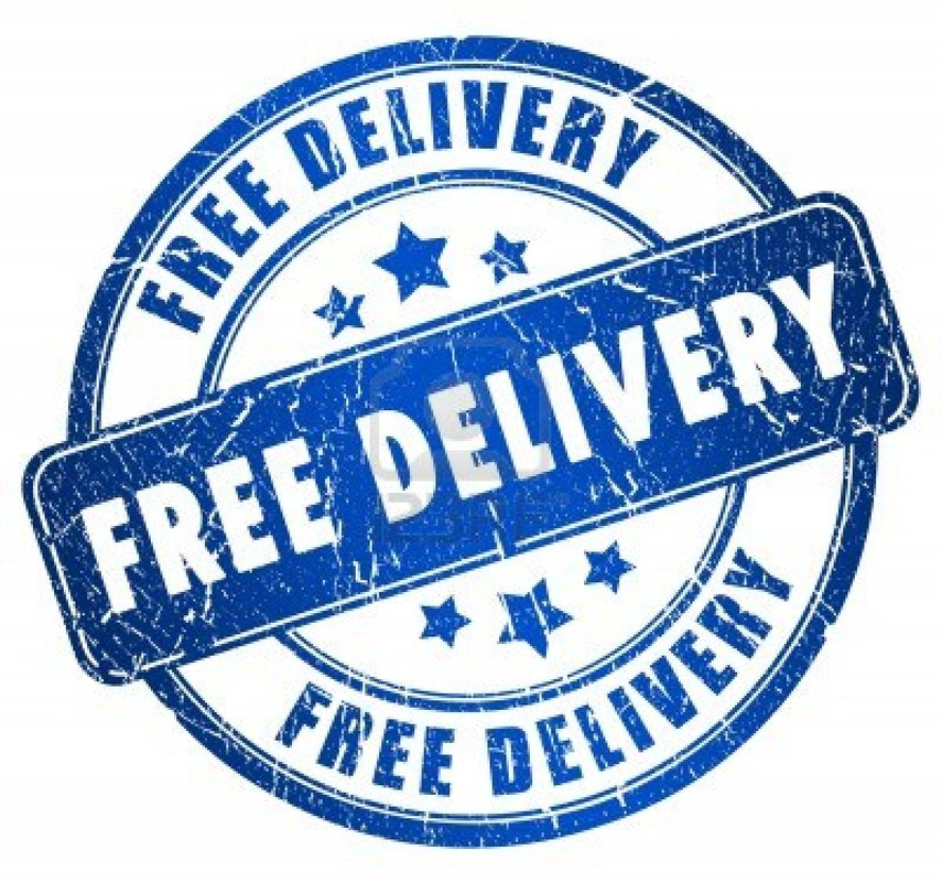 free delivery boston